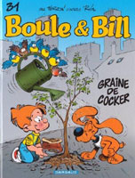 Boule & Bill - T31: Graine de cocker, par Chric, Corbeyran & Veys, Laurent Verron