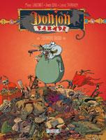 Donjon Parade - T5: Technique Grogro, par Joann Sfar et Lewis Trondheim, Manu Larcenet