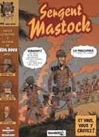 Sergent Mastock - T1: Le Péril Roux, par Xavier Bétaucourt, Dominique Hennebaut