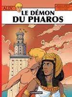 Alix - T27: Le Démon du Pharos, par Patrick Weber d'après Jacques Martin, Christophe Simon