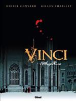 Vinci - T1: L'Ange brisé, par Didier Convard, Gilles Chaillet et Marc Jailloux