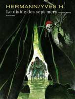 Le Diable des 7 Mers - T2, par Yves H., Hermann