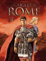 Les Aigles de Rome - T2: Livre II, par Enrico Marini