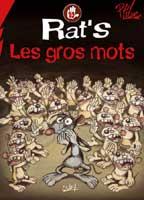 Rat's - T10: Les Gros mots, par Ptiluc, Corcal et Philippe Viala, Ptiluc et Jean-Louis Garcia