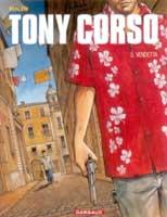 Tony Corso - T5: Vendetta, par Olivier Berlion