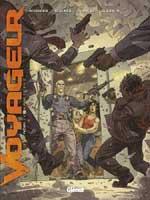 Voyageur - T7: Présent 3, par Pierre Boisserie et Éric Stalner, Marc Bourgne