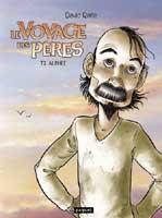 Le Voyage des pères - T2: Alphée, par David Ratte