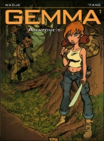 Gemma - T1: Amazone(s), par Nadje, Fane