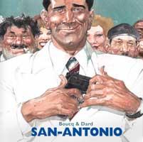 San-Antonio. Boucq & Dard