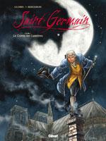 Saint-Germain - T1: Le Comte des Lumières, par Thierry Gloris, J-F Bergeron