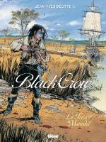 Black Crow - T2: Le Trésor maudit, par Jean-Yves Delitte