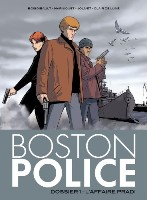 Boston police - T1: L'Affaire Pradi , par , Olivier Jolivet