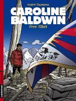 Caroline Baldwin - T14: Free Tibet , par André Taymans
