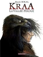 Kraa - T1: La Vallée perdue, par Benoît Sokal