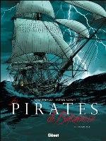 Les Pirates de Barataria - T3: Grande Isle, par Marc Bourgne , Franck Bonne