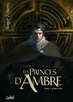 Les Princes d'Ambre - T1: L'Ombre Terre, par Nicolas Jarry, Benoit Dellac