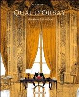 Quai d'Orsay - T1: Chroniques diplomatiques, par Christophe Blain et Abel Lanzac, Christophe Blain