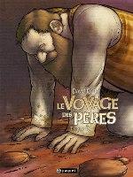 Le Voyage des Pères - T3: Simon, par David Ratte