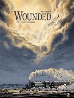 Wounded  - T1: L'Ombre du Photographe, par Damien Marie,
