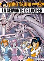 Yoko Tsuno - T25: La servante de Lucifer, par Roger Leloup