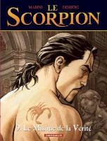 Le Scorpion - T9: Le Masque de la Vérité, par Stephen Desberg, Enrico Marini