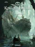 Long John Silver - T3: Le Labyrinthe d'émeraude, par Mathieu Lauffray et Xavier Dorison, Mathieu Lauffray