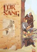 L'Or et le Sang  - T2: Inch'allah, par Fabien Nury et Maurin Defrance, Merwan Chabane et Fabien Bedouel