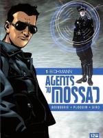 Agents du Mossad  - T1