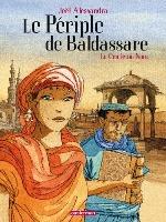Le Périple de Baldassare - T1: Le Centième Nom, par Joël Allessandra d'après Amin Maalouf, Joël Allessandra