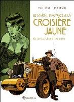 - T2: Chemins de pierre, par , Arnaud Poitevin
