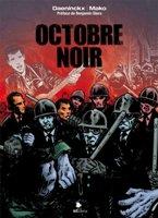 Octobre noir, par Didier Daeninckx, Mako