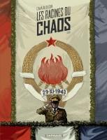 Les Racines du chaos - T1: Lux, par Felipe Hernandez Cava,