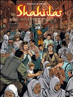 Shahidas - T2: La 25e Note, par Laurent Galandon,