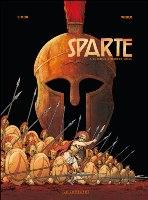 Sparte - T1: Ne jamais demander grâce, par Patrick Weber, Christophe Simon