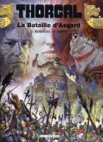 Thorgal - T32: La Bataille d'Asgard, par Yves Sente, Grzegorz Rosinski