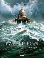Panthéon: Le Tombeau des Dieux endormis, par Didier Convard et Éric Adam, Han Neck Han