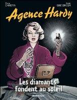 Agence Hardy - T7: Les Diamants fondent au soleil, par Pierre Christin, Annie Goetzinger