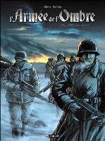 L'Armée de l'ombre - T1: L'Hiver russe, par Olivier Speltens