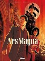 Ars Magna - T1: Énigmes, par Didier Alcante, Milan Jovanovic