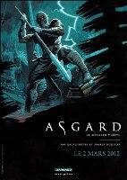 Asgard - T1: Pied de fer, par Xavier Dorison, Ralph Meyer