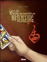 La Conjuration des vengeurs - T2: Les Nobles Voyageurs, par , Cyrille Ternon