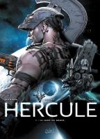 Hercule - T1: Le sang de Némée, par Jean-David Morvan, Looky et Olivier Thyll
