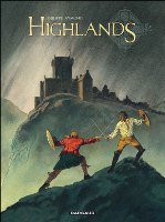 Highlands - T1: Le Portrait d'Amelia, par Philippe Aymond