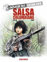 Insiders Genesis  - T2: Salsa Colombiana, par Jean-Claude Bartoll, Luc Brahy
