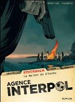 Agence Interpol - T2: Stockholm, le maître de l'ordre, par Sylvain  Runberg,  Peter Bergting