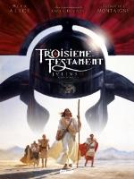 Le Troisième Testament - Julius - T2: Livre II, par Alex Alice avec Xavier Dorison, Alex Alice (story-Board) et Thimothée Montaigne