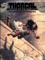 Les Mondes de Thorgal - Kriss de Valnor - T2: La Sentence des Walkyries, par Yves Sente, Giulio de Vita