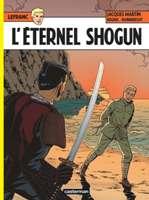 Lefranc - T23: L'éternel Shogun, par Thierry Robberecht, Régric
