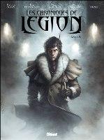 Les Chroniques de Légion - T1-4: Livres I à IV, par Fabien Nury, Alberti, Henninot, Lauffray, Tirso, Xiaoyu
