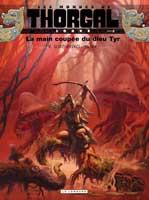 Les Mondes de Thorgal - Louve - T2: La main coupée du dieu Tyr, par Yann, Roman Surzhenko